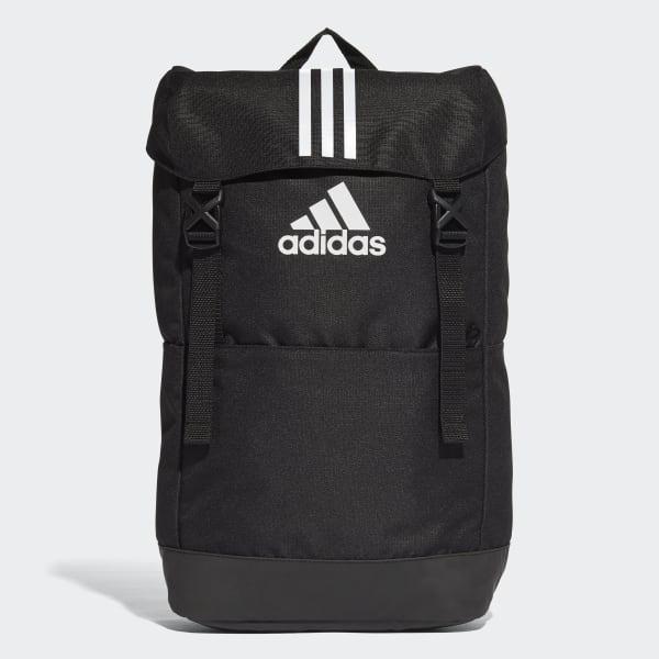 3-Streifen Rucksack schwarz CF3290