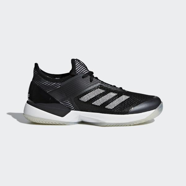 Chaussure adizero Ubersonic 3.0 Clay noir CM7753