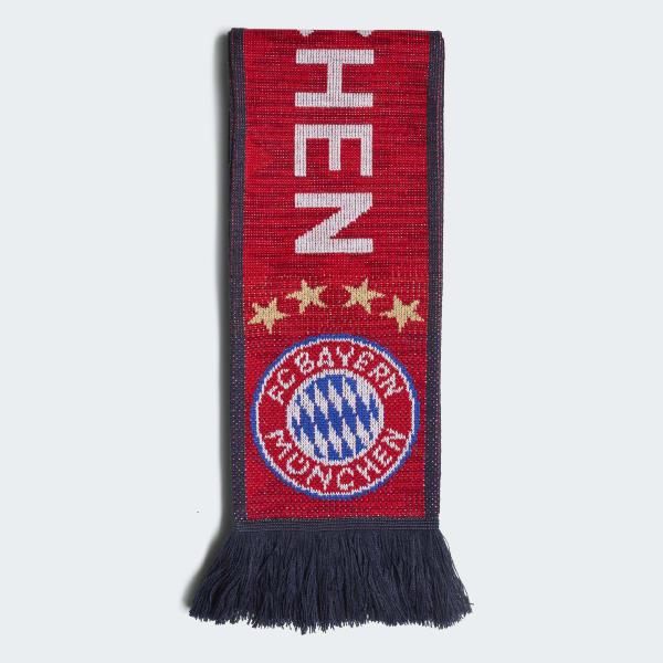 FC Bayern Scarf Red DI0236