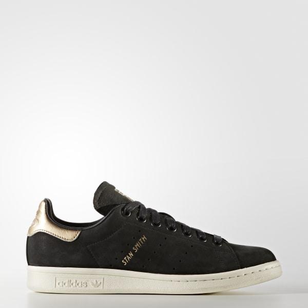 Stan Smith Schuh schwarz BY9919