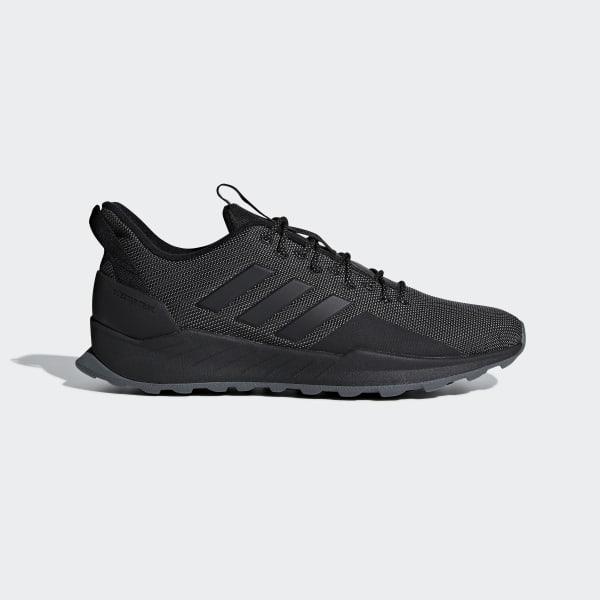 Questar Trail Shoes Black BB7436
