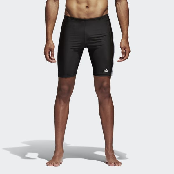 adidas 3-Streifen Jammer-Badehose schwarz BP9503