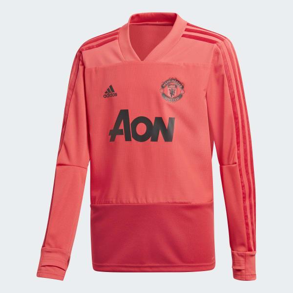 Manchester United Trainingsshirt roze CW7594