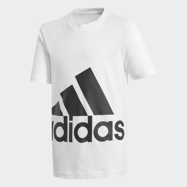 Essentials Big Logo T-shirt wit BP8760