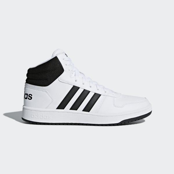 VS Hoops Mid 2.0 Shoes Vit BB7208