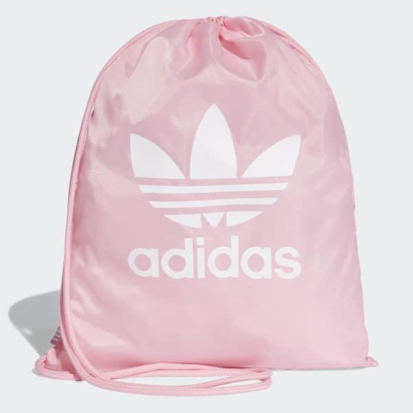 Trefoil Gym Tas roze D98919