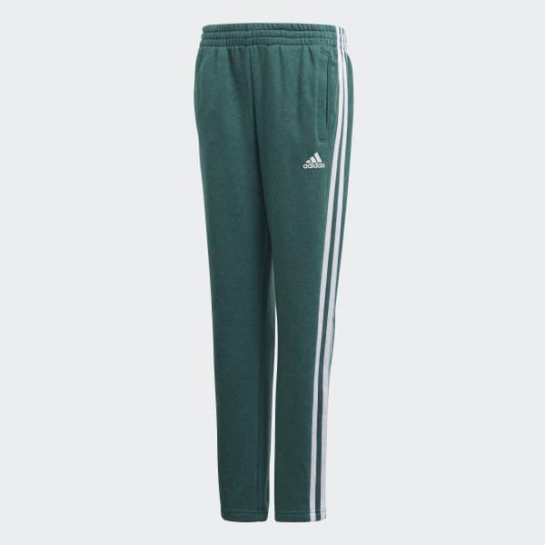 Essentials 3-Streifen Hose grün DJ1792