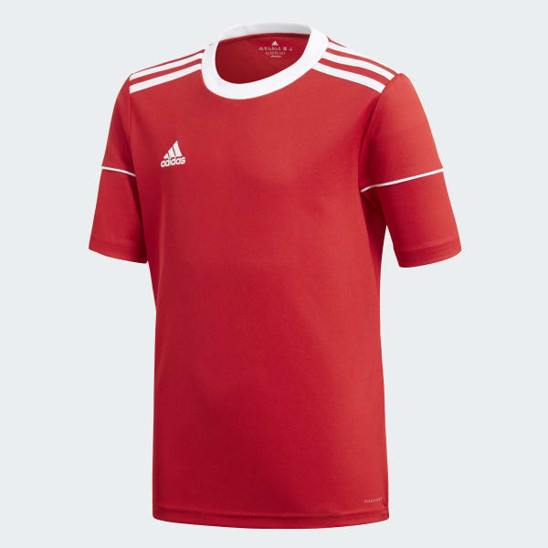 Squadra 17 Jersey Red BJ9196