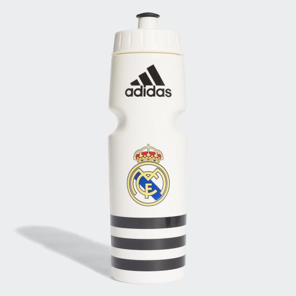Botella de agua Real Madrid 2018 Blanco CY5617