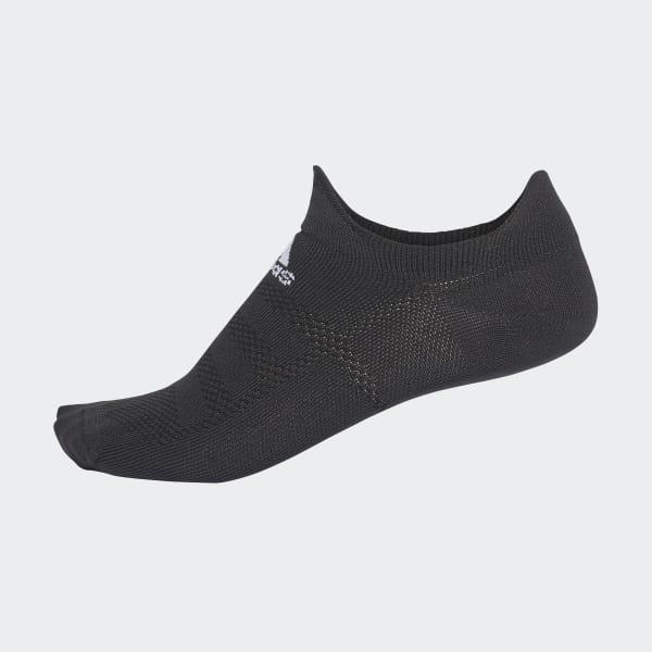 Socquettes invisibles Alphaskin Ultralight noir CG2678