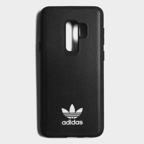 Custodia Basic Logo Galaxy S9+ Nero CJ6169