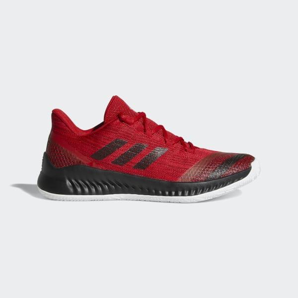 Harden B/E X Shoes Black BB7671