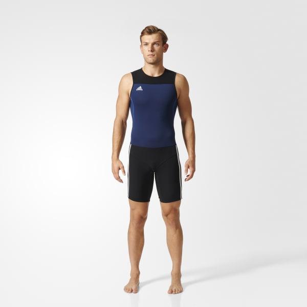 Tuta Weightlifting Blu Z11185