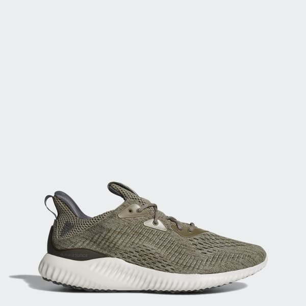 Alphabounce EM Shoes Green BW1203