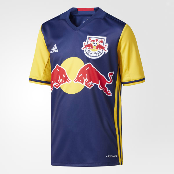 Red Bulls Away Jersey Blue AB9434