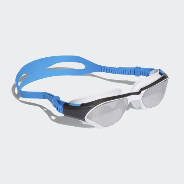 persistar 180 mirrored swim goggle White BR5791