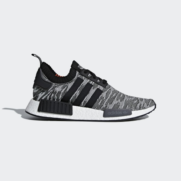 NMD_R1 Primeknit Shoes Grey CQ2444