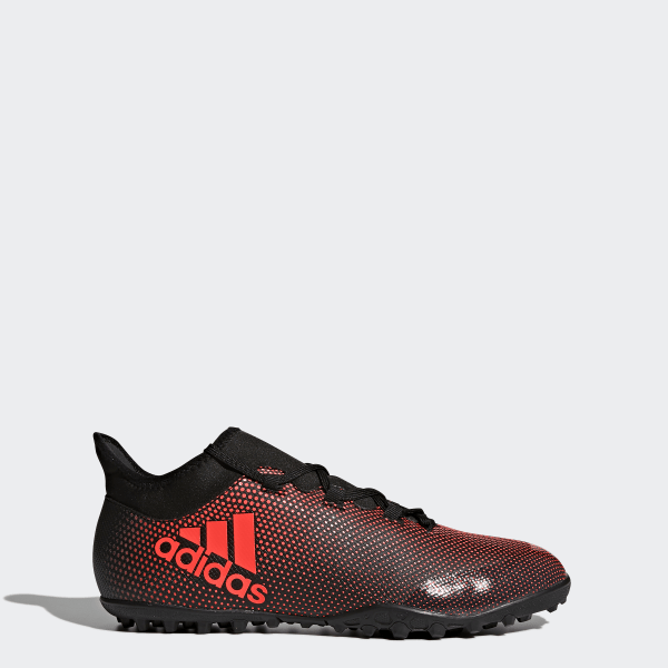 Zapatos de Fútbol X Tango 17.3 Césped Artificial CORE BLACK/SOLAR RED/SOLAR ORANGE CG3728