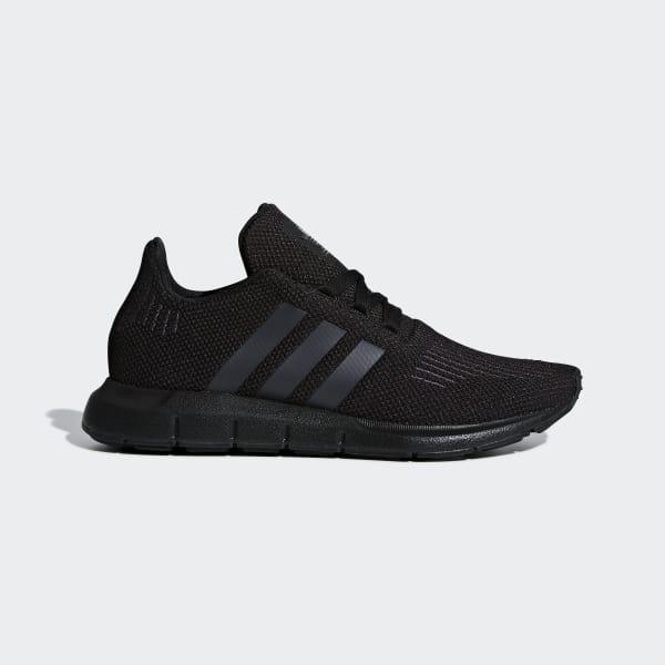 Swift Run Schoenen zwart CG6268