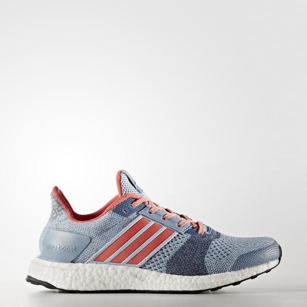 Ultra Boost ST Schuh blau BA7835