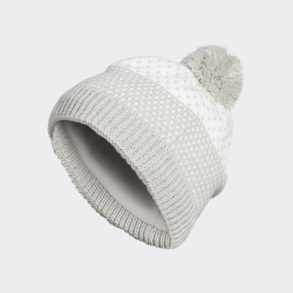 Fashion Bommelmütze grau CW9191