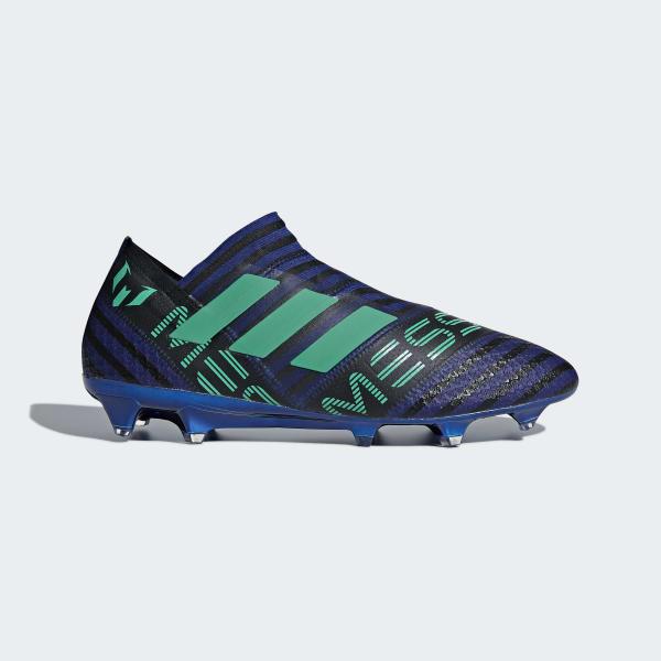 Scarpe da calcio Nemeziz Messi 17+ 360 Agility Firm Ground Blu CM7733