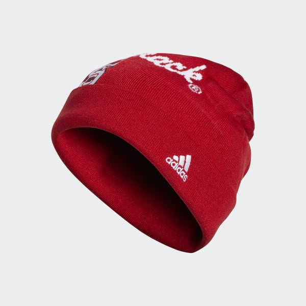 Wolfpack Cuffed Beanie Multicolor DC0794