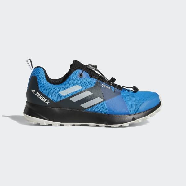 Terrex Two GTX Shoes Blue AC7878