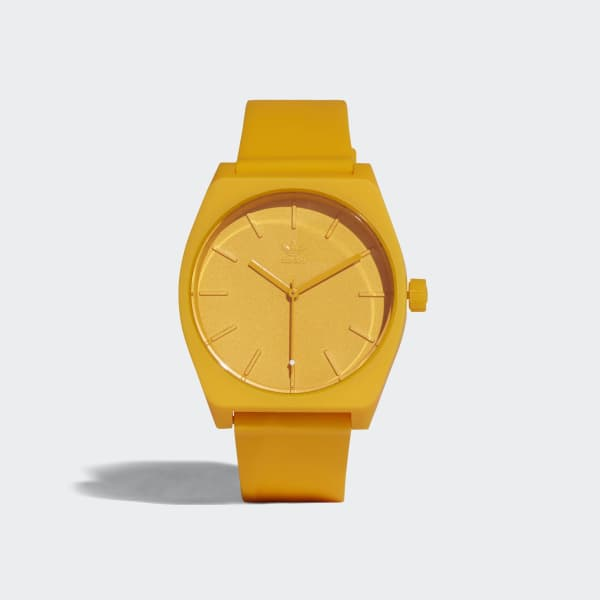 PROCESS_SP1 Watch Yellow CJ6356