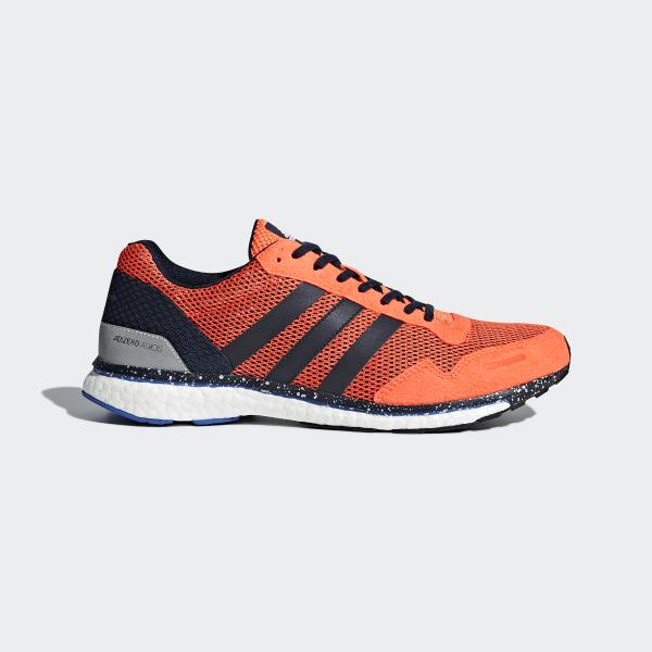 adizero Adios 3 Shoes Orange BB6437