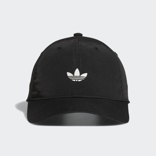 Relaxed Modern 2 Strap-Back Hat Black CJ7707