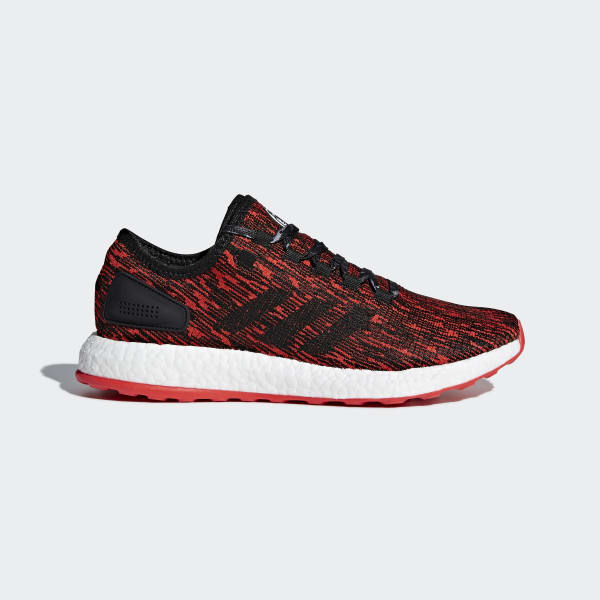 Chaussure Pureboost rouge CP9327