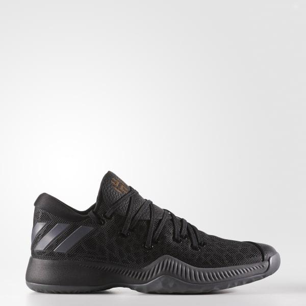 Harden B/E Shoes Black CG4192