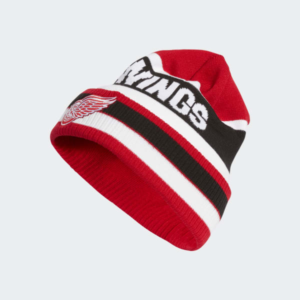 Red Wings Cuff Beanie Multicolor CP5717
