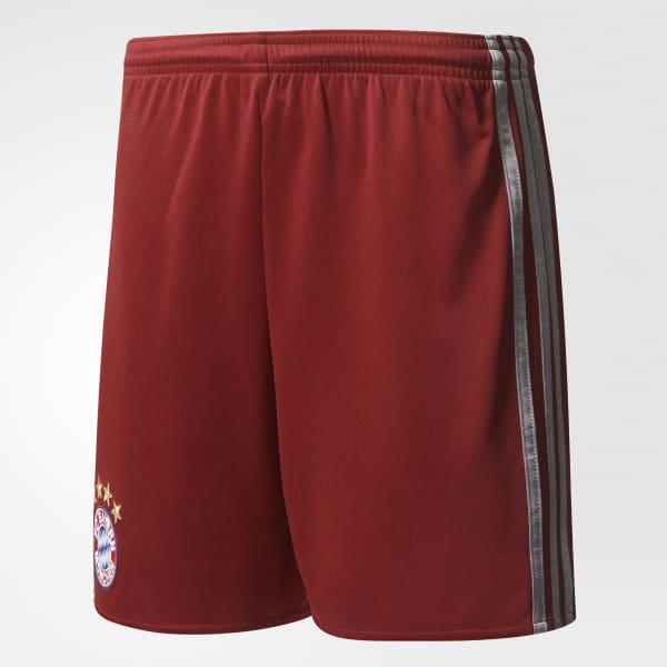 FC Bayern München UCL Replica Shorts Red AI0070