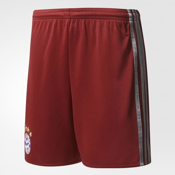 Pantalón corto UCL FC Bayern Rojo AI0070
