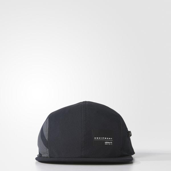 EQT Zip Cap Black BQ5779