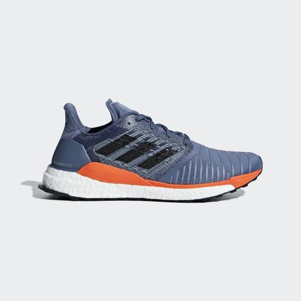 Solar Boost Shoes Blue CQ3169
