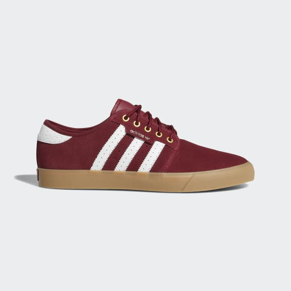 Chaussure Seeley rouge B27790