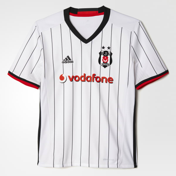 Beşiktaş Home Jersey White AP8068