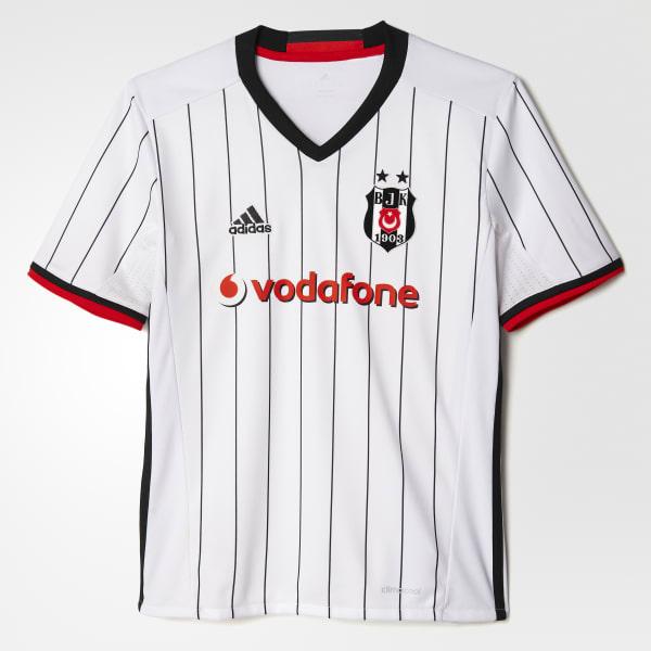 Maglia Home Beşiktaş Bianco AP8068
