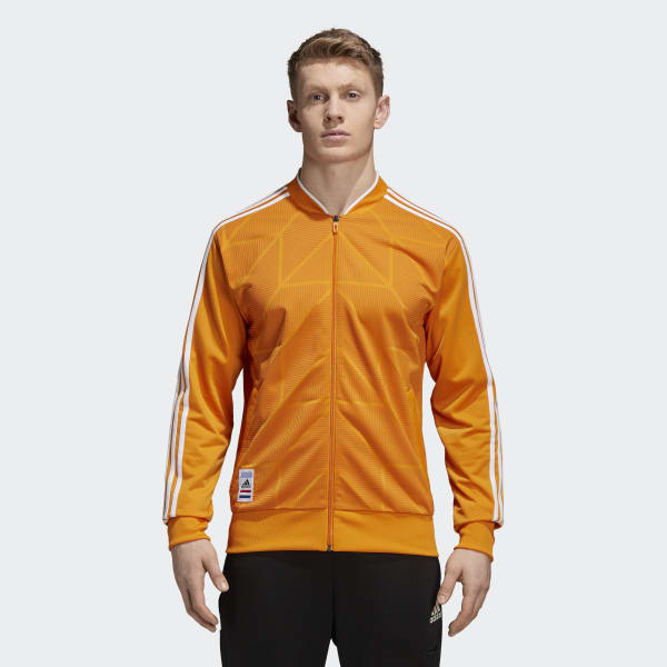 Campera Holland Naranja CF1683
