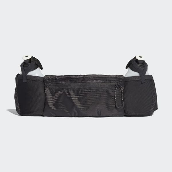 Running 2 Bottle Belt Black CF5212