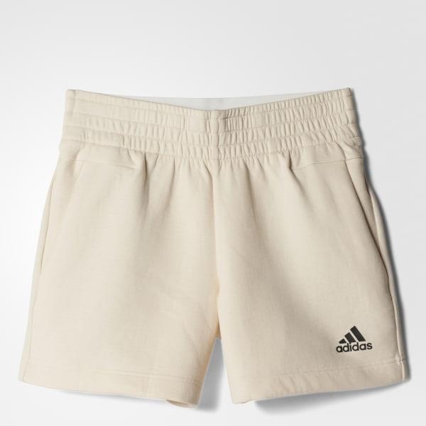 adidas Z.N.E. Shorts weiß BP8689