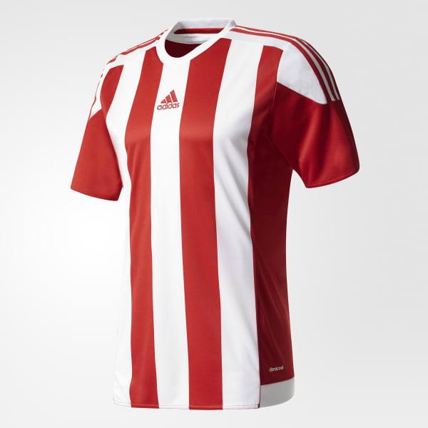 Camiseta Striped 15 Rojo S16137