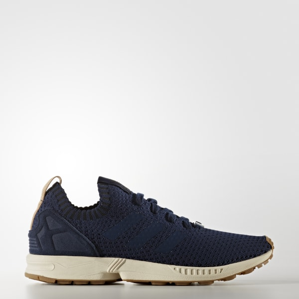 ZX Flux Primeknit Shoes Blue BA7372