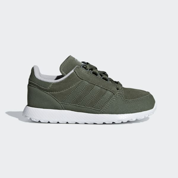 Forest Grove Shoes Green B37293
