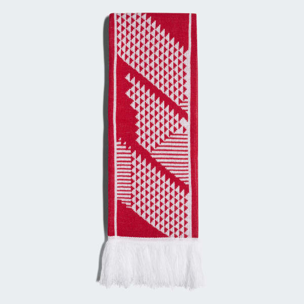 Russia Scarf Red CF5173