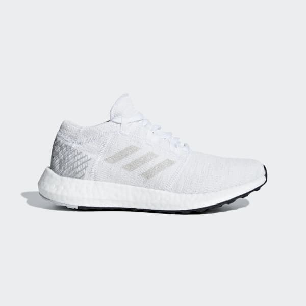 Pureboost Go Shoes White B43504