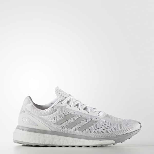 Response Limited Shoes White BA7784